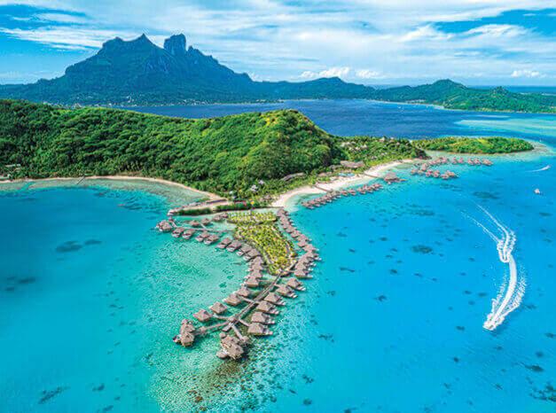 11-12月 TAHITI パラダイス 2022年カレンダーの画像