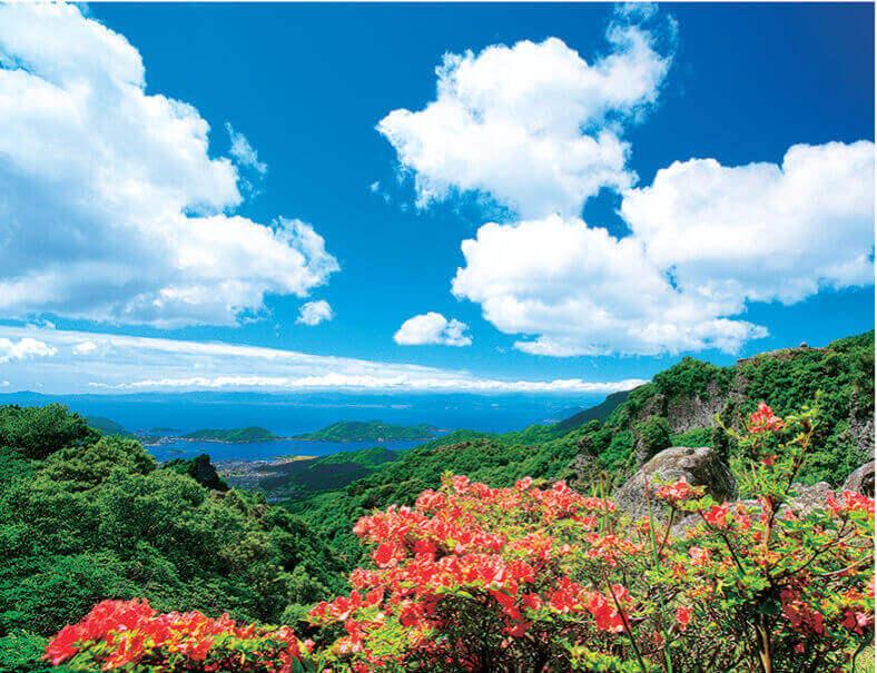 6月 寒霞渓(香川) ザ・日本 2022年カレンダーの画像