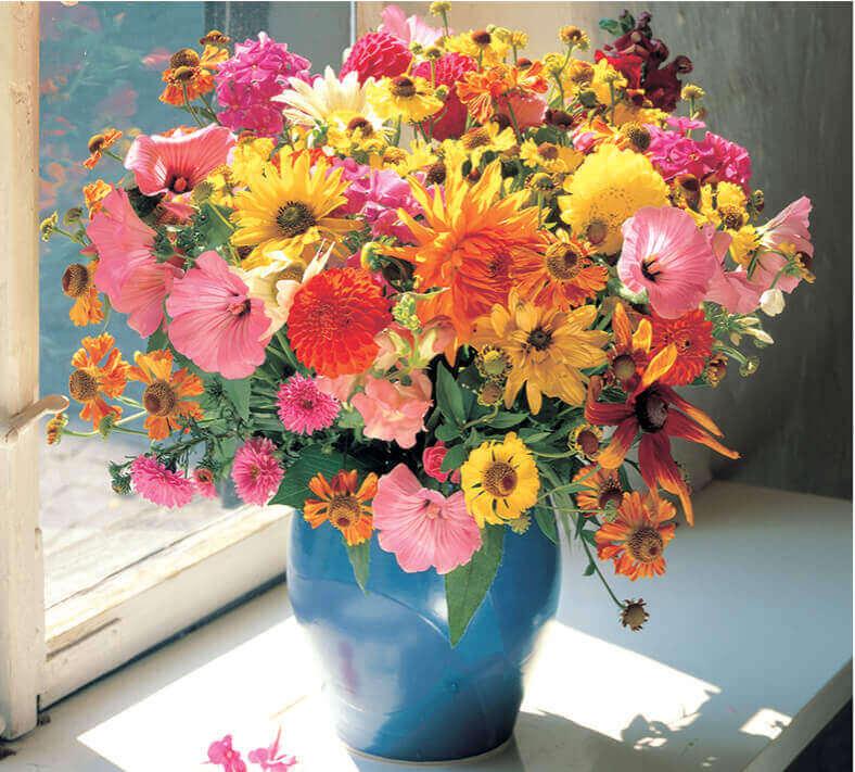 花の贈り物 2022年カレンダーの画像