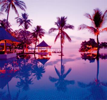 11-12月 ロンボク島 インドネシア 世界のリゾート(フィルムカレンダー) 2022年カレンダーの画像