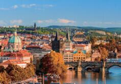 11月 プラハ歴史地区 チェコ 魅惑の世界遺産 2022年カレンダーの画像