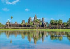 5月アンコール カンボジア 魅惑の世界遺産 2022年カレンダーの画像