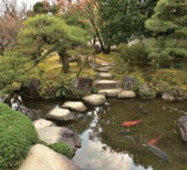 2月 好古園(兵庫) 庭の詩情 2022年カレンダーの画像