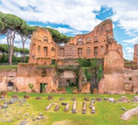3月 ローマ イタリア ファンタジーワールド(A) 2022年カレンダーの画像