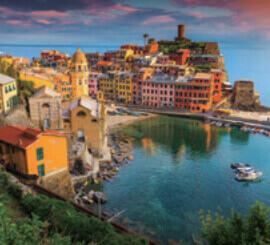 6月 ベルナッツア イタリア ファンタジーワールド(A) 2022年カレンダーの画像