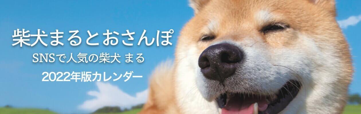 柴犬まる 2022年版カレンダー